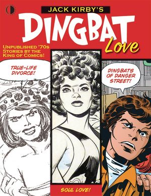 JACK KIRBYS DINGBAT LOVE HC