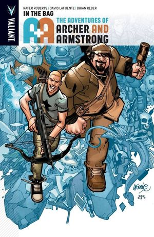 AANDA ADV OF ARCHER AND ARMSTRONG TP VOL 01 IN THE BAG 1