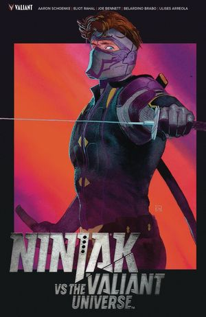 NINJAK VS THE VALIANT UNIVERSE TP