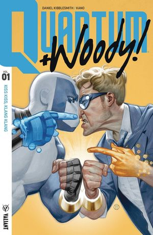 QUANTUM AND WOODY TP VOL 01 KISS KISS KLANG KLANG 1