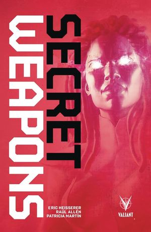 SECRET WEAPONS TP VOL 01 1