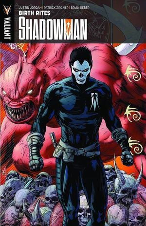 SHADOWMAN TP VOL 01 BIRTH RITES 1