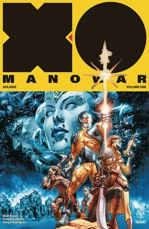 X-O MANOWAR TP VOL 01 SOLDIER 1