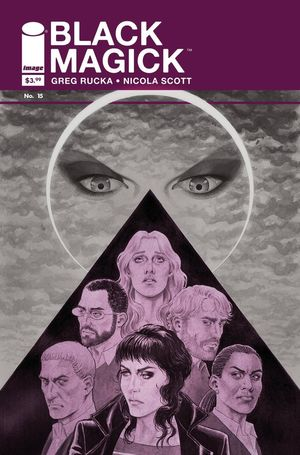 BLACK MAGICK (2015) #15