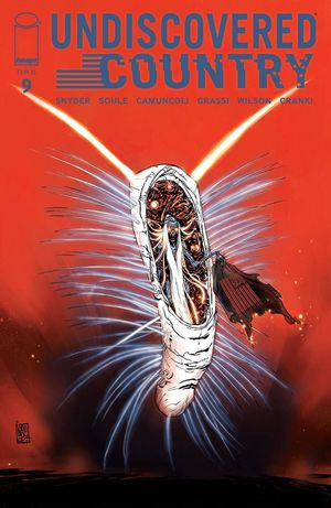 UNDISCOVERED COUNTRY (2019) #9