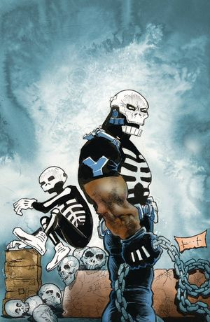 SKULLDIGGER AND SKELETON BOY (2019) #5B