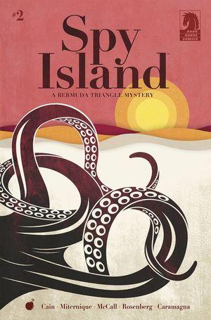 SPY ISLAND (2020) #2B