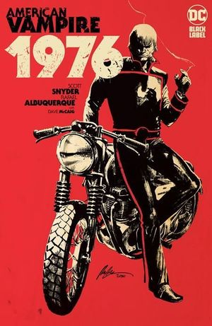 AMERICAN VAMPIRE 1976 CVR A RAFAEL ALBUQUERQUE 1