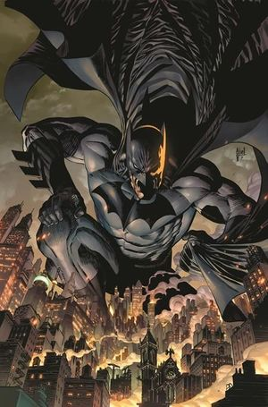 BATMAN (2016 3RD SERIES) #101