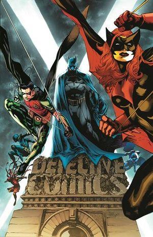 BATMAN THE RISE AND FALL OF THE BATMEN OMNIBUS HC 1