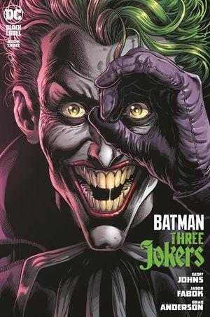 BATMAN THREE JOKERS (2020) #3