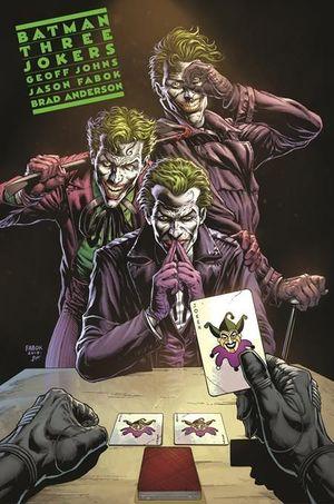 BATMAN THREE JOKERS HC 1