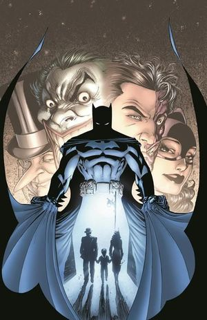 BATMAN WHATEVER HAPPENED TO THE CAPED CRUSADER DELUXE 2020 EDITION HC 1