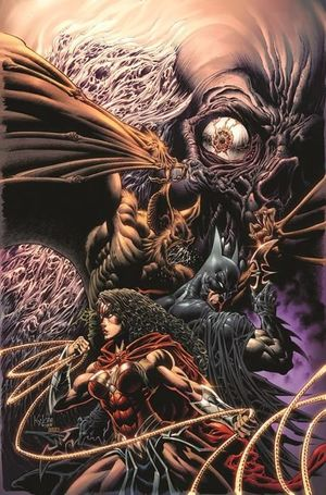 DC THE DOOMED AND THE DAMNED 1