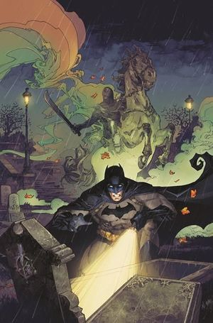 DETECTIVE COMICS CVR A KENNETH ROCAFORT 1028