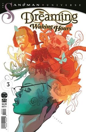 DREAMING WAKING HOURS (2020) #3