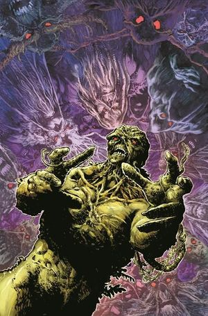 LEGEND OF THE SWAMP THING HALLOWEEN SPECTACULAR 1