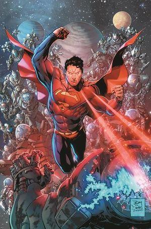 SUPERMAN CVR B TONY S DANIEL VAR 26