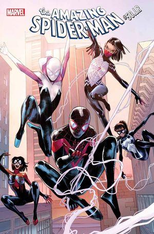 AMAZING SPIDER-MAN (2018 6TH SERIES) #50 LR