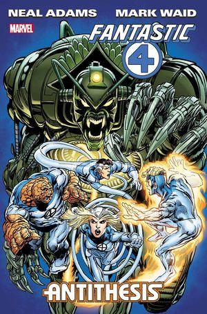 FANTASTIC FOUR ANTITHESIS (2020) #3