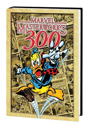 MMW HOWARD THE DUCK HC VOL 01 DM VAR EXCLUSIVE ED 300 1