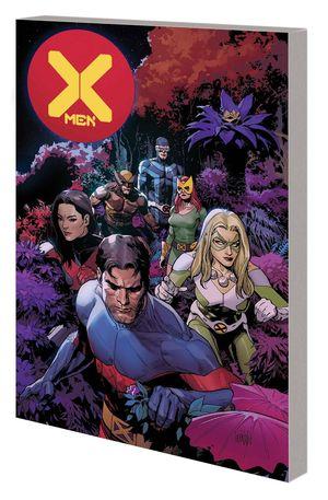 X-MEN BY JONATHAN HICKMAN TPB (2020) #2