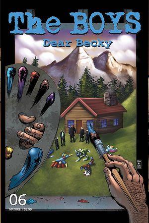 BOYS DEAR BECKY (2020) #6