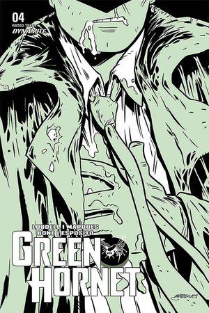 GREEN HORNET (2020) #4B