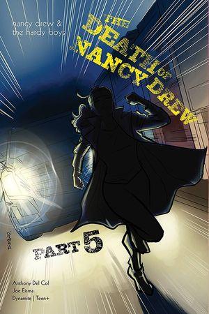 NANCY DREW AND HARDY BOYS DEATH OF NANCY DREW (202 #5