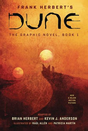 DUNE GN BOOK (2020) #1