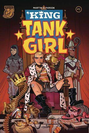 KING TANK GIRL (2020) #1