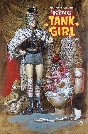KING TANK GIRL (2020) #1B