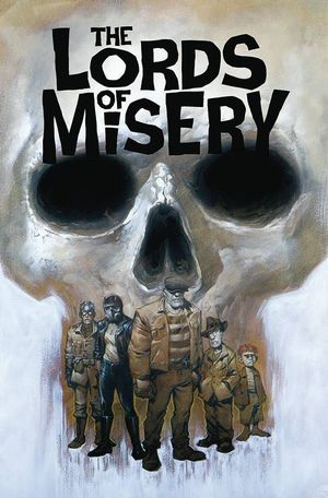 LORDS OF MISERY GN (2020) #1