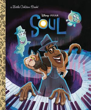 SOUL LITTLE GOLDEN BOOK