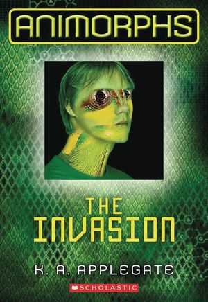 ANIMORPHS HC GN VOL 01 THE INVASION 1