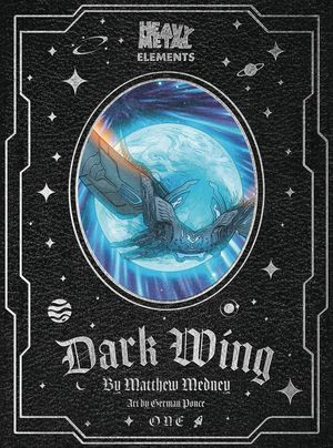 DARK WING (2020) #1