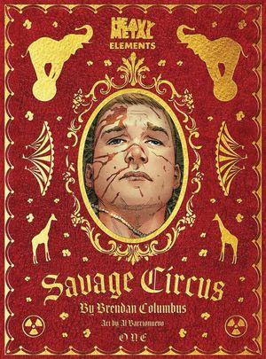 SAVAGE CIRCUS (2020) #1