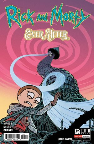 RICK AND MORTY EVER AFTER (2020) #1