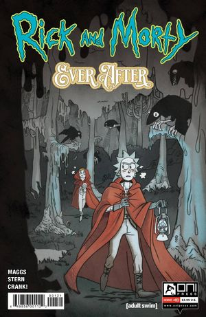 RICK AND MORTY EVER AFTER (2020) #1B