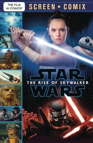 STAR WARS RISE OF SKYWALKER SCREEN COMIX (2020) #1