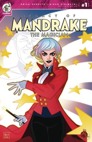 LEGACY OF MANDRAKE THE MAGICIAN (2020) #1