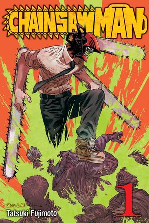 CHAINSAW MAN GN VOL 01 1