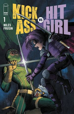KICK-ASS VS HIT-GIRL (2020) #1