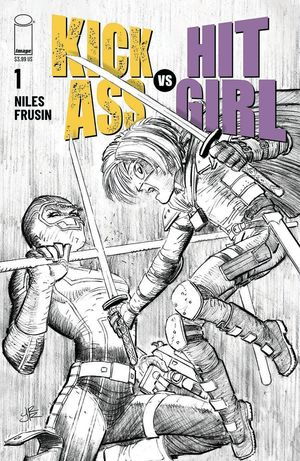 KICK-ASS VS HIT-GIRL (2020) #1B