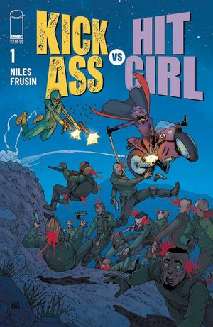 KICK-ASS VS HIT-GIRL (2020) #1D