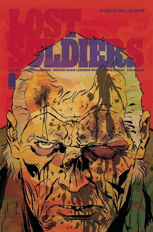 LOST SOLDIERS (2020) #4