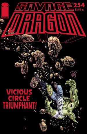 SAVAGE DRAGON (1993 2ND SERIES) #254