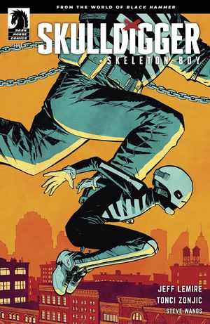 SKULLDIGGER AND SKELETON BOY (2019) #6B