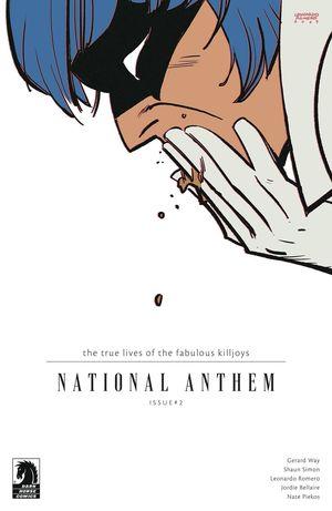 TRUE LIVES FABULOUS KILLJOYS NATIONAL ANTHEM (2020 #2