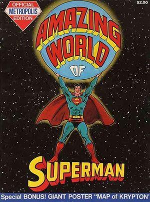 AMAZING WORLD OF SUPERMAN HC (2021) #1